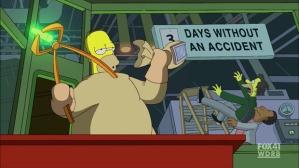 homer simpson sicurezza nucleare