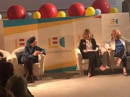 Le Contemporanee a Napoli, roundtable con Emma Bonino, Eva Giovannini, Beatrice Covassi e altri