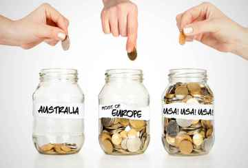 tips jars around the world