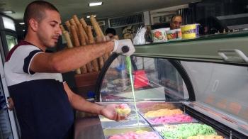gelato ramallah cisgiordania