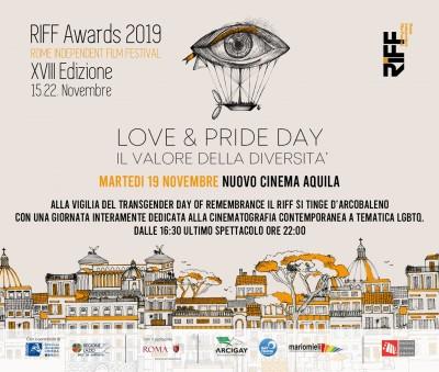 love & pride riff focus