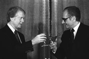 Iran USA brindisi Carter Pahlavi