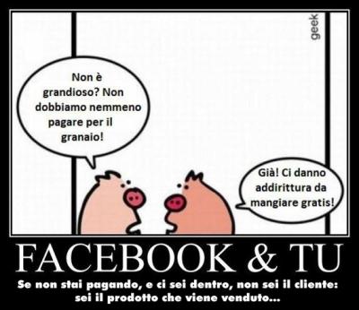 vignetta geek facebook gratis