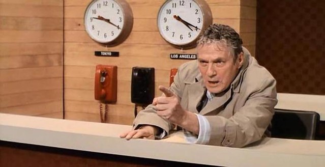 howard beale, protagonista di quinto potere