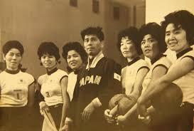 streghe d'oriente, nazionale femminile di pallavolo olimpiadi 1964