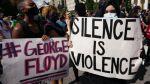 floyd polizia violenza manifestazione