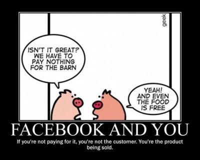 Free social media pigs product