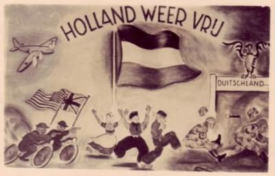 olanda liberazione seconda guerra mondiale