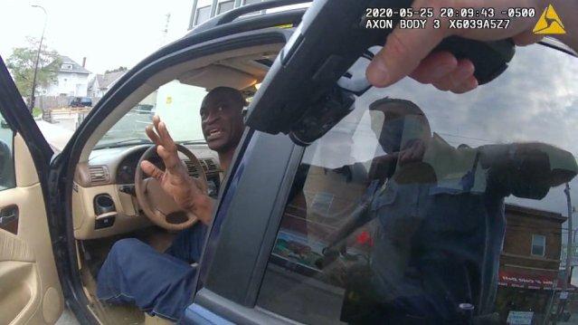 floyd police bodycam