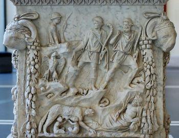 altare marte e venere lupercali